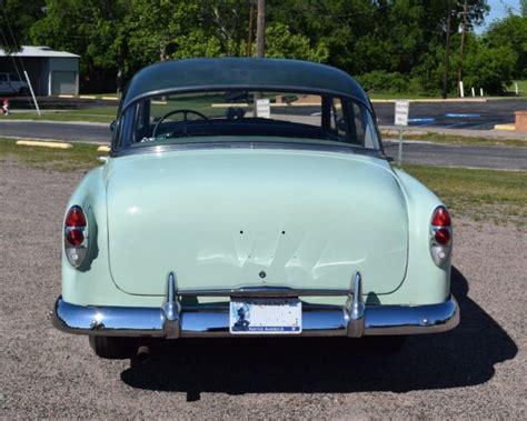1953 Chevy 210, 4 Door, 6 Cylinder, 3 Speed