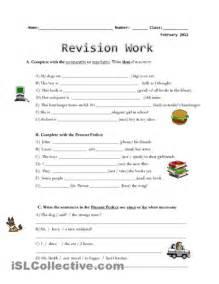 High School Grammar Worksheets Printables