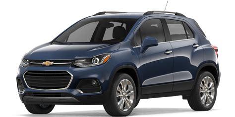 Small Chevrolet Suv by 2018 Trax Small Suv Chevrolet