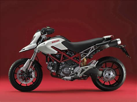 Ducati Hypermotard Image by Mototribu Ducati Hypermotard 2009