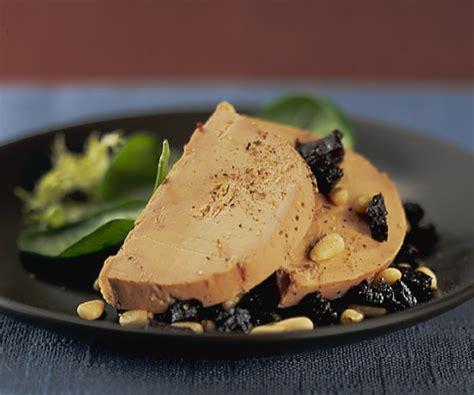 cuisiner du foie gras cuisiner le foie gras foie gras et tartare de pruneaux