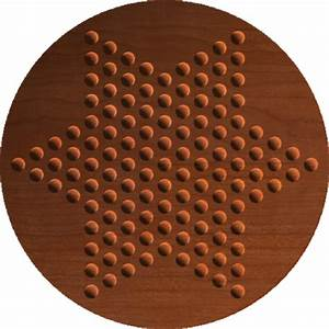 chinese checker board With chinese checkers board template