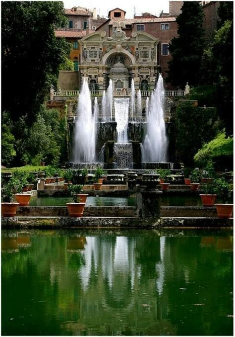 tivoli gardens italy 17 best images about florence italy on