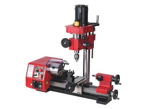 Sealey Sm2503 230v Mini Lathe And Drilling Machine