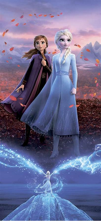 Frozen Mobile Elsa Anna Wallpapers Tablet Without