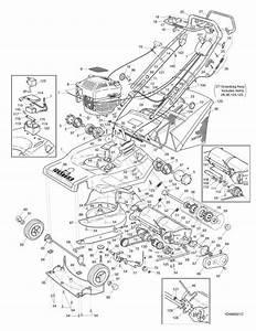 Hayter Harrier 48 488s001001 Spares Ordering Diagrams