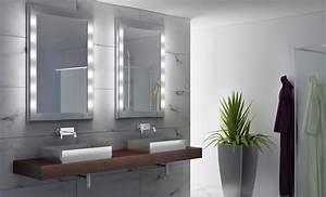 La meilleur lumière pour miroir salle de bain