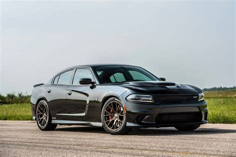 2016 Hellcat Charger Horsepower by Meet Hennessey S 1 032 Hp Dodge Charger Srt Hellcat