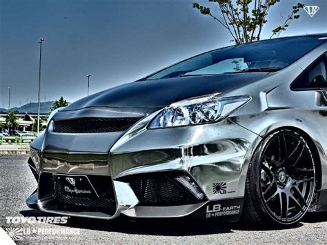 Custom Toyota Prius Looks Ready to Rip the Track ...