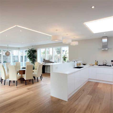 modern open plan kitchen designs modern kitchen ideas for modern family living 9253