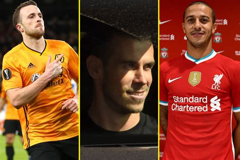 Transfer news LIVE: Bale and Reguilon complete Tottenham ...