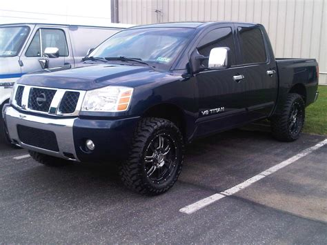 ndtimearound  nissan titan crew cabse pickup