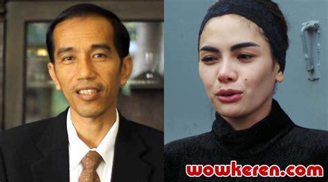 Hina Foto Lawas Jokowi Dan Nikita Mirzani Dosen