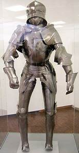 Extant 15th Century German Gothic Armour