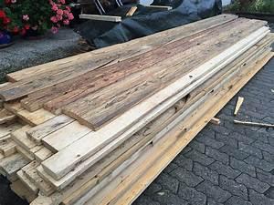Holz Balkongeländer Bretter : altholz bretter fichte gehackt 4 5m brettl nge bs holzdesign ~ Watch28wear.com Haus und Dekorationen