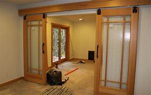 barn doors adding another lush factor to the beauty of With barn door type interior doors