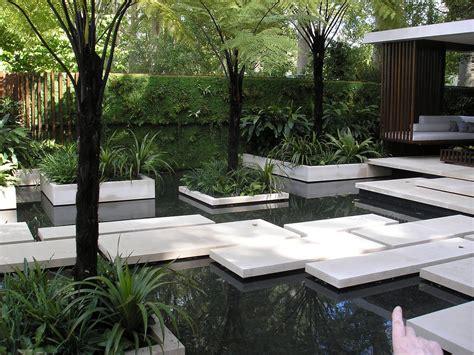 deck ponds garden water features pond patio floating garden water feature pinterest pond patios and gardens