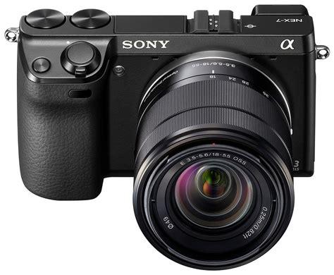 The Next Camera Sony Alpha Nex 7