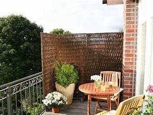 Bambusmatte Für Balkon : sichtschutz balkon holz google suche dachterrasse oase pinterest balkon balkon ~ Bigdaddyawards.com Haus und Dekorationen