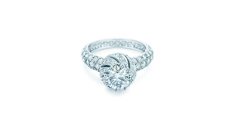 tiffany  schlumberger buds ring engagement rings