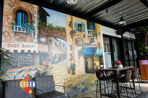 dago bakery punclut restoran  nuansa eropa klasik