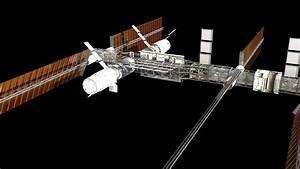 Space Station 3d model 3D Model .max .obj .3ds .fbx ...
