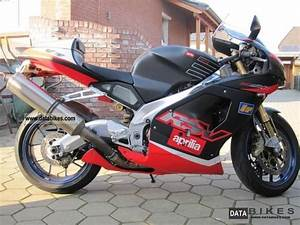 2001 Aprilia Rsv 1000 Mille R