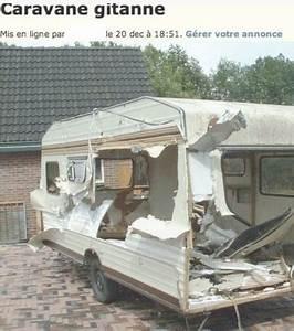 photo une caravane gitane With robe de mariée le bon coin