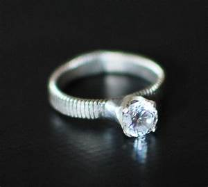 guitar string engagement ring engagement ring bass guitar With guitar wedding ring