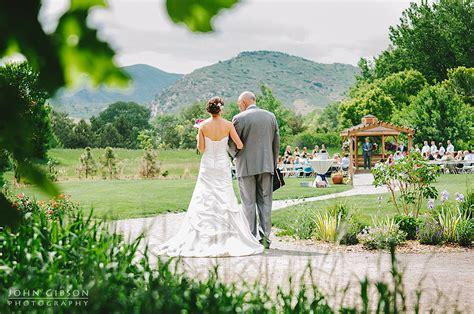 christi denver botanic gardens wedding