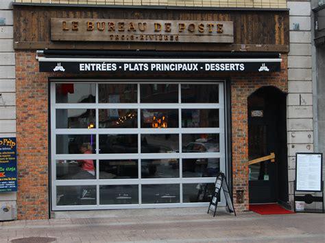 o bureau restaurant restaurant bureau de poste 28 images hrimag hotels