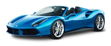 Free delivery and returns on ebay plus items for plus members. Blue Ferrari 488 Spider Car PNG Image - PngPix