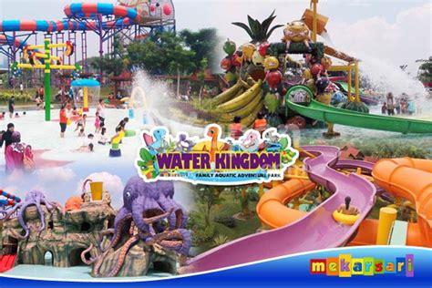 harga tiket water kingdom bogor terbaru april  info