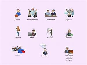 Business People Clipart  Business And Finance Illustrations