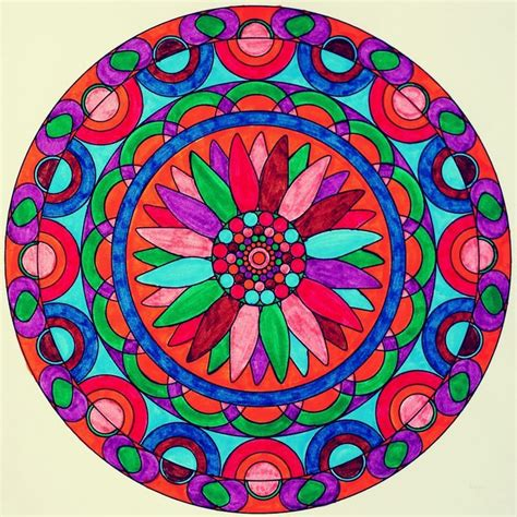 löwe mandala 5 ways to heal yourself with color earth we are one