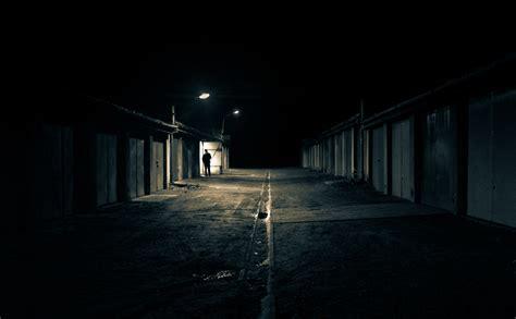 wallpaper street light black dark city night urban