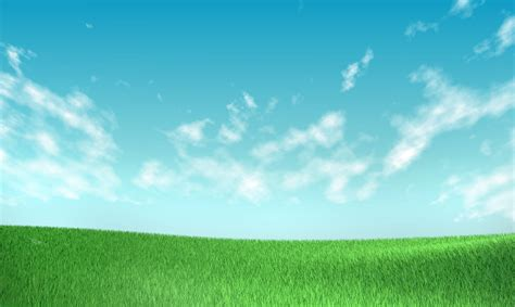 Grass Clipart Sky Background