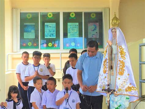mama marys classroom visit dominican catholic school