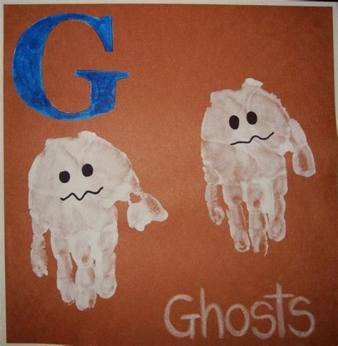 our week with the letter g early learning ghost 554   3194f2e3a6a87de064f3b0832cde4fc3