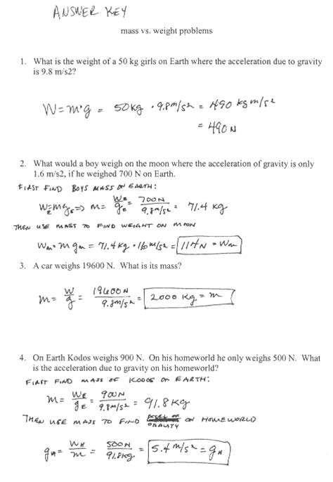 Printables of Worksheet Projectile Problems Physics Fundamentals ...