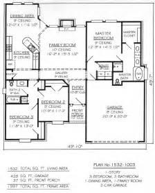 and bathroom house plans 3 bedroom 2 bathroom house 3 bedroom 2 bathroom 1 story house plans 1 bedroom house designs