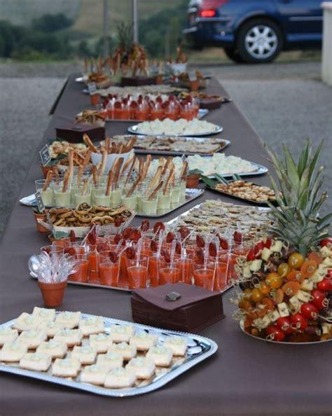 cuisiner la poir馥 organiser un buffet pour 50 personnes l 39 apéritif cuisine buffet de fête et mariage