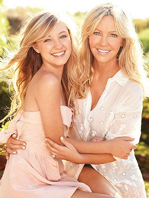 Heather Locklear Wishes She Had Ava's Confidence  Moms