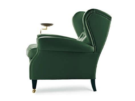 Bergere Armchair 1919 By Poltrona Frau Design Renzo Frau