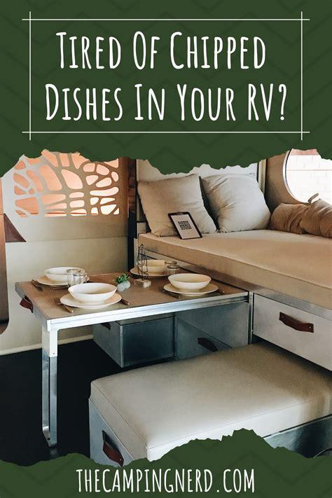 rv dinnerware living camping nerd