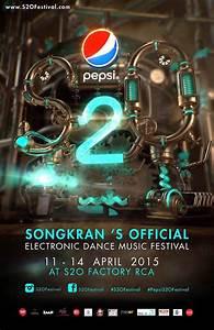 Pepsi S20 Songkran EDM Festival 2015 - concertkaki.com
