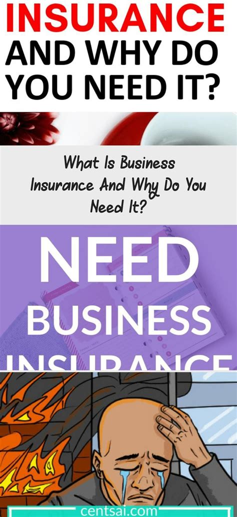 Life insurance works to provide financial securityto your loved ones after you pass away. Why You Need Business Insurance Now. Why Do You Need It? Is your small business ... Why You Need ...