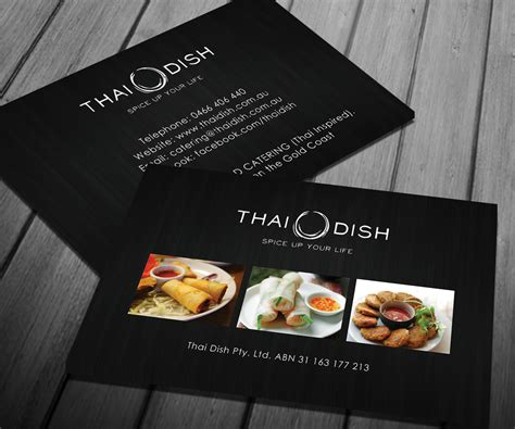 catering visiting card templates catering business cards ideas oxynux org