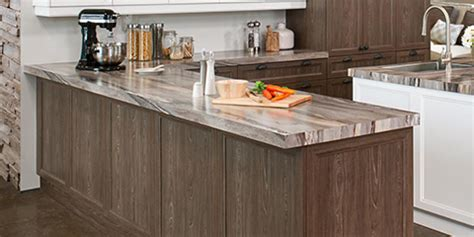 stratifié comptoir cuisine comptoirs de salle de bain armoires cuisines