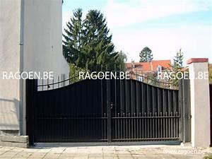 Portail Fer Forgé Plein : portail fer forge max min ~ Dailycaller-alerts.com Idées de Décoration
